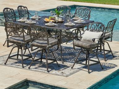 outdoor furniture bar sets chair king