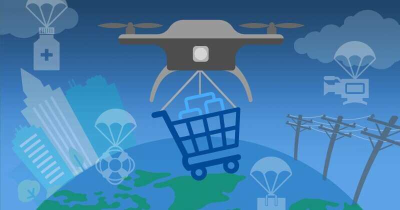 Drone delivery is on the rise, and UD Professional and Continuing Studies is preparing remote pilots for in-demand, required certification with its award-winning Professional Drone Pilot: Ground School and FAA Part 107 Test Prep program.
