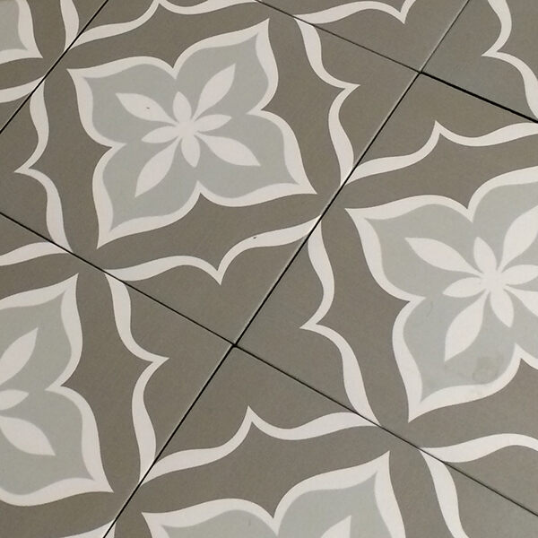 patterned tile a fresh take on an old