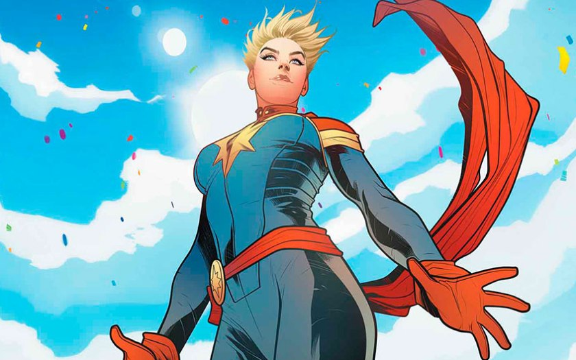 Carol Danvers Marvel Newsde