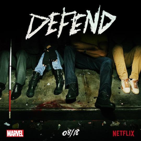 The Defenders Trailer Deutsch