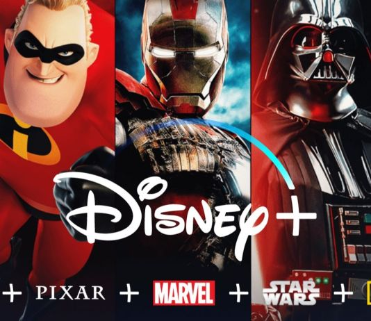 disney plus shows and movies