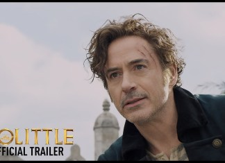 Robert Downey Jr. as Dr. Dolittle