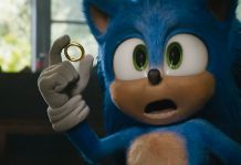 Sonic The Hedgehog 2020 screenshot from the trailer