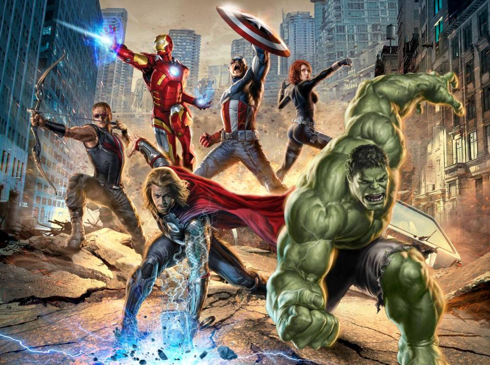 The Avengers Posters (2/2)