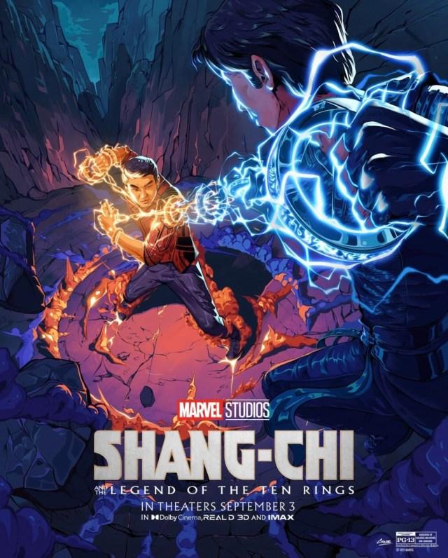 Shang-Chi mejor estreno