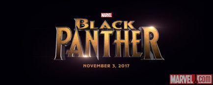 Logo de Black Panther