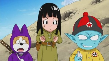 Image de Dragon Ball Super avec Mai enfant