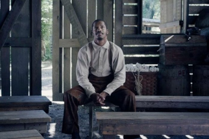 Photo de Nat Turner pour le film The Birth of a Nation