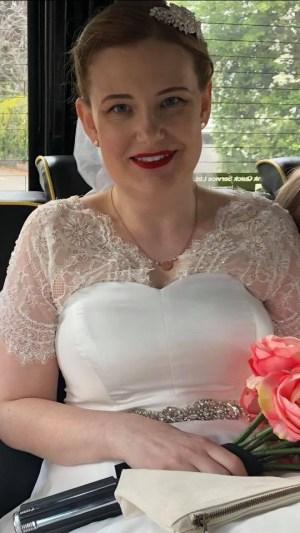 Sewing My Wedding Dress: The Bodice
