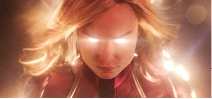 #21 Captain Marvel 2019