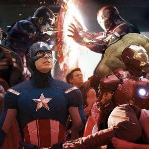 Marvel Movie Scene Order