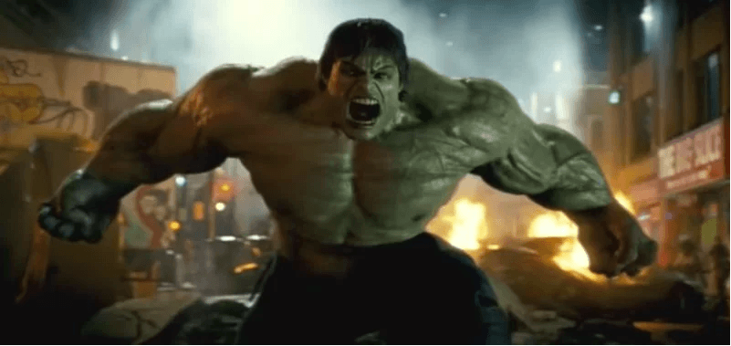 #2 The Incredible Hulk 2008