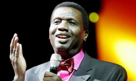Pastor Adeboye on pastors
