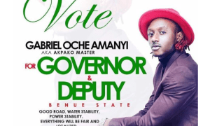 Terry G for governor
