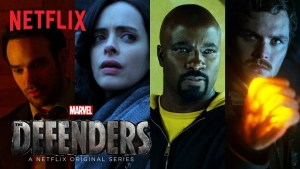 The Defenders best marvel shows on netflix - marveofficial.com