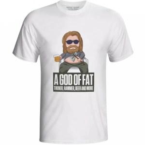 Marvel fat thor t-shirt - marvelofficial.com