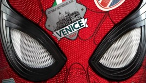 Spider man far from home mask movie replica - marvelofficial.com
