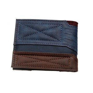 Captain America Bi-Fold Wallet product info - marvelofficial.com
