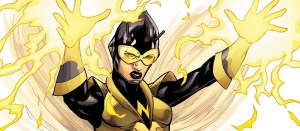 Janet Van Dyne - The Wasp - Strongest marvel girl characters - Marvelofficial.com