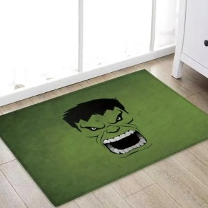 Marvel Superhero Hulk Face Area Rug - Marvelofficial.com