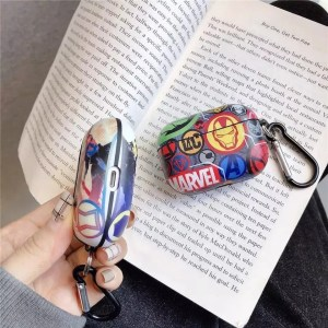 Apple AirPods Pro Case Marvel Characters - Marvelofficial.com