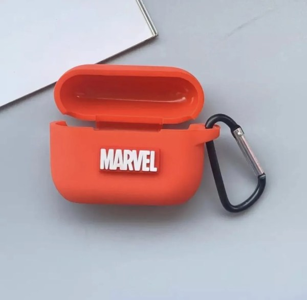Apple AirPods Pro Case Marvel Classic Red - Marvelofficial.com