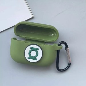 Apple AirPods Pro Case Marvel Green Lantern - Marvelofficial.com
