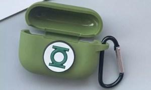 Apple AirPods Pro Case Marvel Green Lantern - Marvelofficial.com