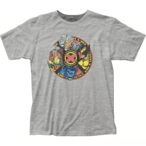 Marvel X-Men Mutants Unite T-Shirt - Marvelofficial.com
