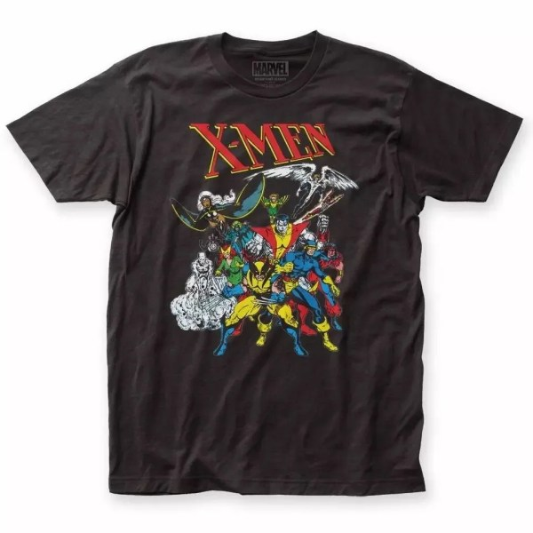 Marvel x-men superheroes t-shirt - Marvelofficial.com