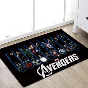 Marvel Ultimate Avengers Area Rug - Marvelofficial.com