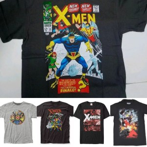 Official Marvel X-Men T-Shirts - Marvelofficial.com
