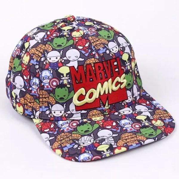 Marvel Hip Hop Marvel Comics Hat - Marvelofficial.com