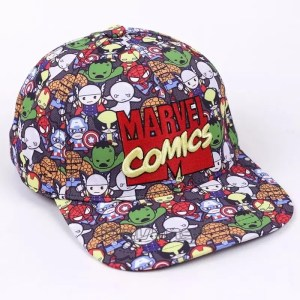 Marvel Hip Hop Marvel Comics Hat - Marvelofficial.com