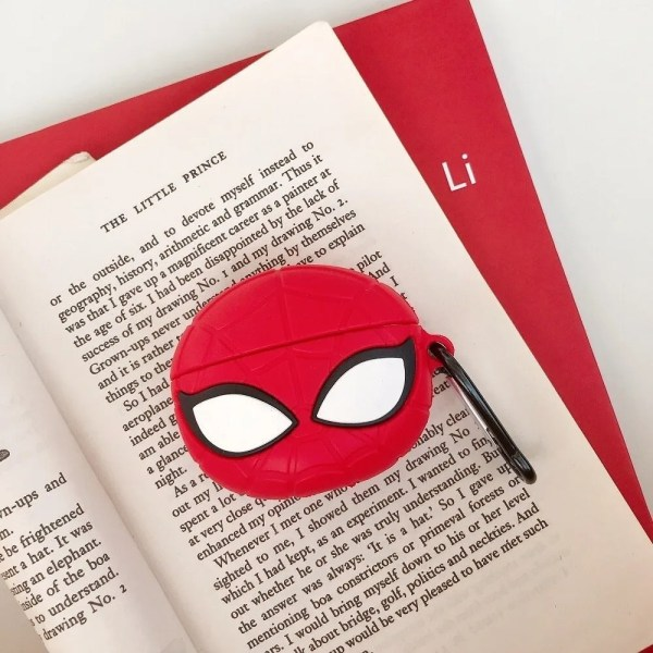 Apple AirPods Pro Case Marvel Spider-Man Homecoming - Marvelofficial.com