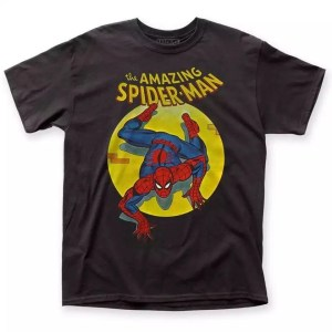 Marvel Classic Amazing Spider-Man T-Shirt - Marvelofficial.com