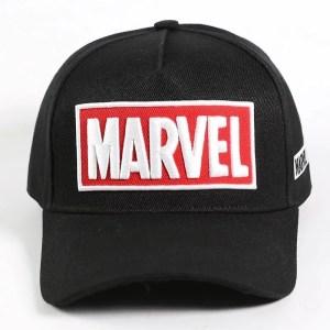 Marvel Studios Classic Black Hat - Marvelofficial.com