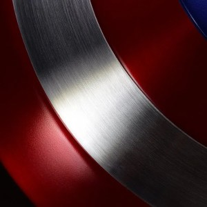 real 100% captain america metal shield - MARVELOFFICIAL.COM