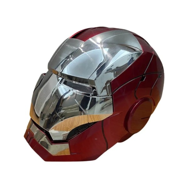 mk 5 iron man helmet - marvelofficial.com