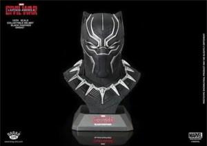 black panther civil war bust - Marvel Action figures - marvelofficial.com