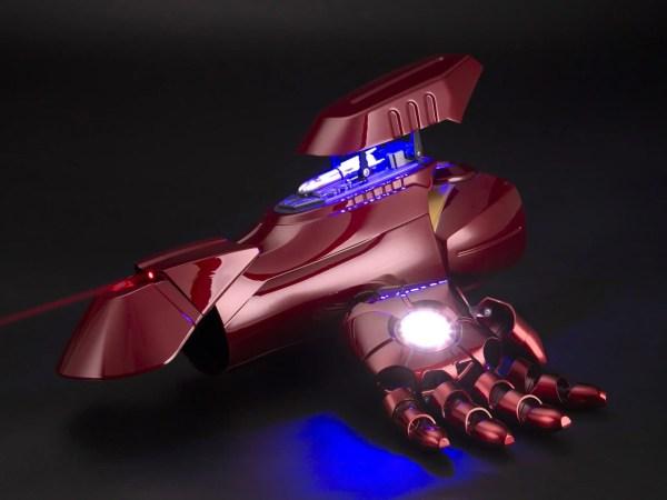 Iron man arm mark 7 - marvelofficial.com