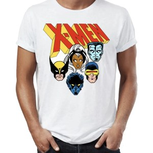Classic white x-men t shirt - marvelofficial.com