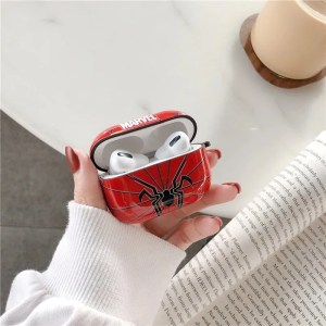 spider-man airpods pro plastic case marvel - marvelofficial.com