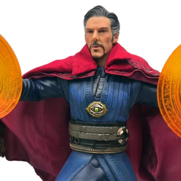 Collectible Doctor Strange Shields Action Figure 30cm - marvelofficial.com