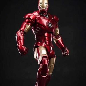 marvel iron man mk 3 action figure - marvelofficial.com