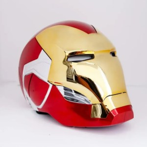 iron man mark 85 helmet - marvelofficial.com