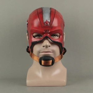 Black widow Red guardian mask - marvelofficial.com