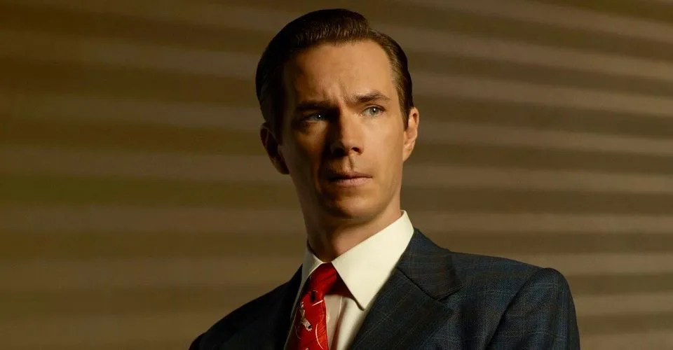 James D'Arcy as Edwin Jarvis in Marvel's Agent Carter