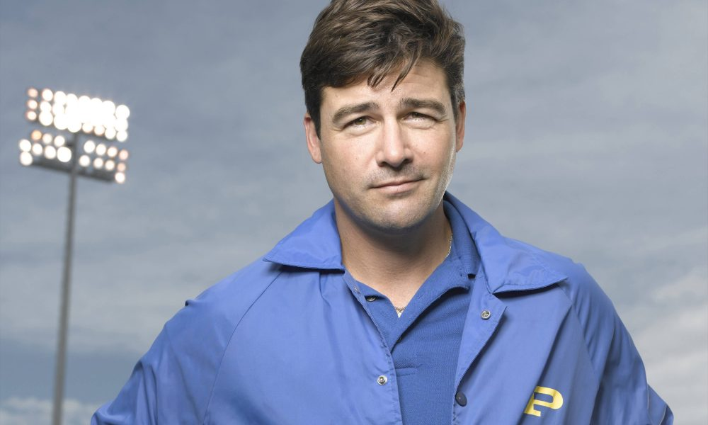 Kyle Chandler as Eric Taylor in NBC's Friday Night Lights